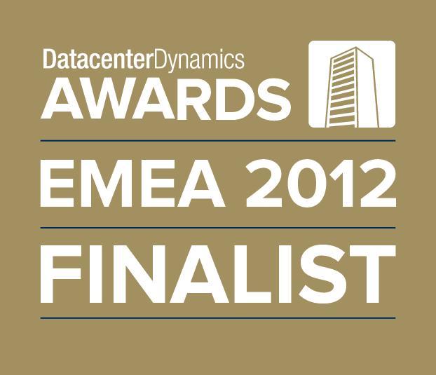 DatacenterDynamics Awards EMEA 2012 Finalist
